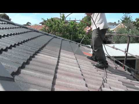 Roof Restoration Australia by Armor Glaze Roofing New Modern Roof