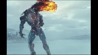 Pacific Rim 2: Uprising |  Obsidian Fury Fight Scene [HD]