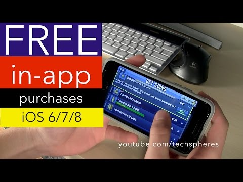 Get FREE In App Purchases: iOS 8 (8.1) Jailbreak (CYDIA, iPhone 6, iPhone 6 Plus, iPad, 2014)