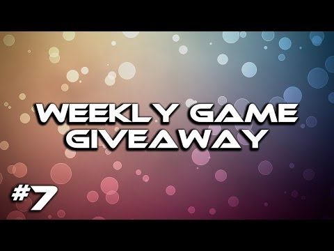 Game Giveaway Week 7 (CLOSED) + Week 6 Winners + Extra