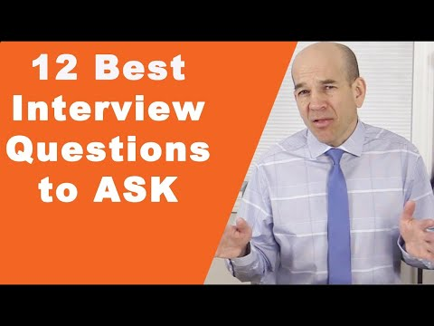12 Questions to Ask Employers that Make You Sound Professional