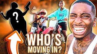 We Fixed the DIRT BIKES & GUESS Who's MOVING IN??😱