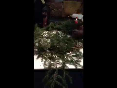 Cheap Diy Christmas Wreath