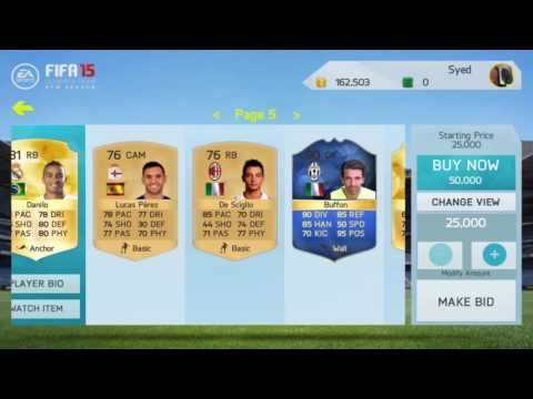 FIFA 15 - How to get Unlimited coins and Rare players HACK / GLITCH  2016!! ANDROID / IOS