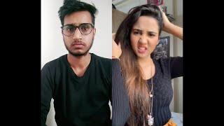 Funny😂😂 TikTok Video With Ashi Singh   Main Tumhe Call Kab Karu   Sameer Verma  
