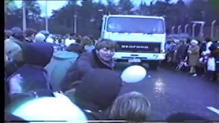 The Opening Of The Broadbridge Heath Bypass Tuesday January 18th 1983