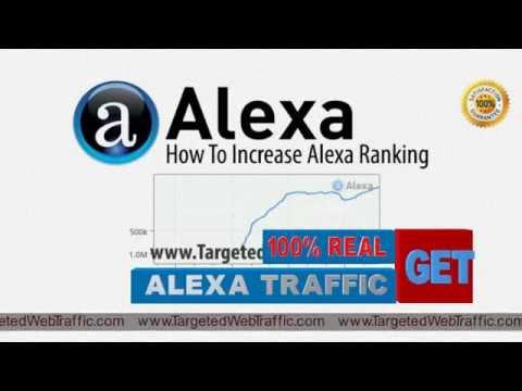 What Is Alexa Rank | Alexa Page Rank | Alexa Website Ranking | How To Improve Alexa Ranking