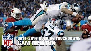 All 10 Of Cam Newton S Rushing Tds 2015 Nfl Season