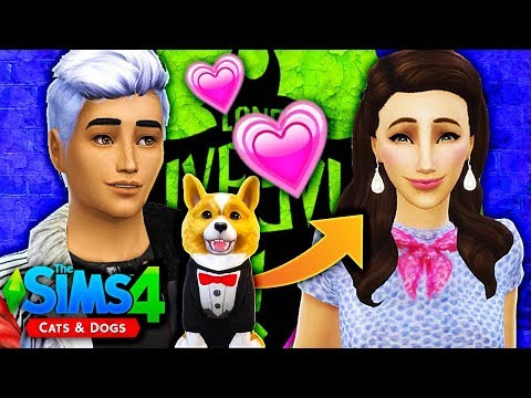 DESCENDANTS 2 Sims 4 💕 CARLOS AND JANE HAVE THEIR FIRST WOOHOO 💕 Disney's Descendants