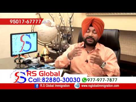 Best advise By RS Global Mr. Sukhchain singh Rahi for Singapore migration