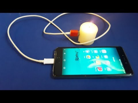 How to Charge Mobile Phone without Charger