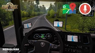 google gps euro truck 2 Videos - 9tube tv