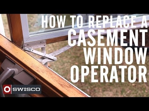 How to Replace a Casement Window Operator [1080p]