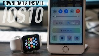 How To Install Ios 10 On Iphone Ipod Ipad For Free Easy