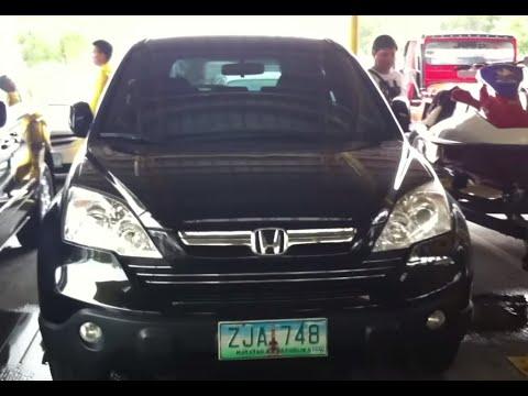 2007 Honda CR-V Review (Start Up, In Depth Tour, Engine, Exhaust)