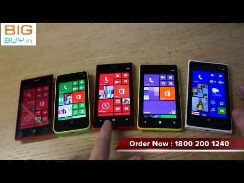 Compare and buy Nokia Lumia phones in India