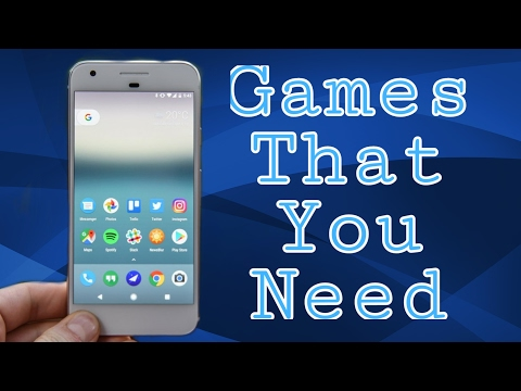 Top 3 Games For Android - Feb 2017 - KILL TIME EDITION!