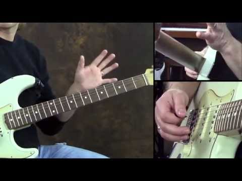 Guitar Lesson - How to Avoid The