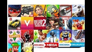 Top 10 Juegos Hackeados Para Android Mayo U Dq Videostube