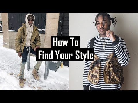 How to Find Your Style & Start Your Wardrobe | Men's Fashion Essentials