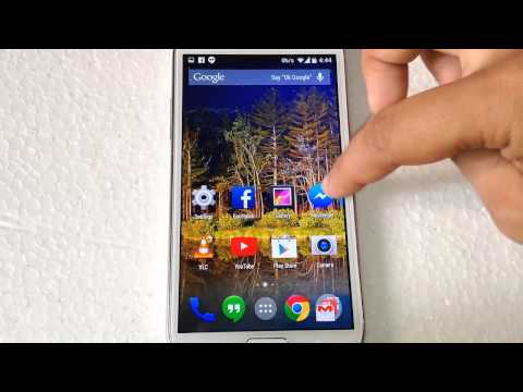 Android 4.4.2 Kiktak Omni ROM on Galaxy Note 2 N7100 [MultiWindow & OmniSwitch]-Review