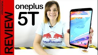 OnePlus 5T review -el móvil CANIBAL-