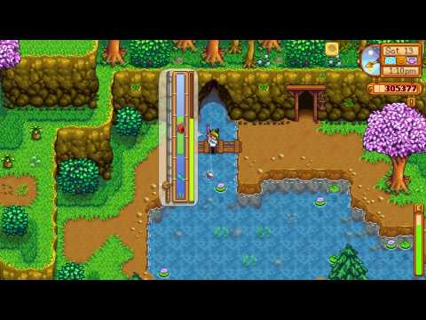 How to fish more Treasure Chests - Stardew Valley