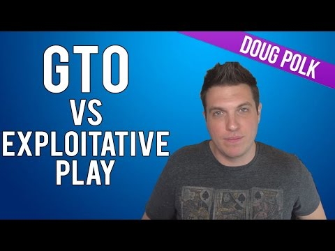 GTO vs Exploitative Play: Which is the Better Strategy?