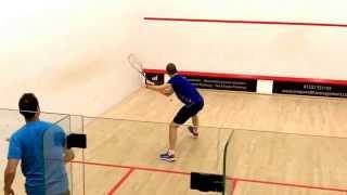 VIDEO: Nick Matthew / Paul Hargrave Squash Coaching Video No.1