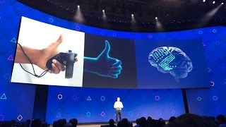 Facebook Building Tech to Help you to Type with your Brain and