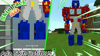 Wow Ada 50 Skin 4d Di Mcpe Skin 4d Paling Lengkap Dan Keren Minecraft Pe