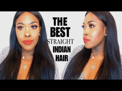INDIAN STRAIGHT HAIR | MOSE LUXE REVIEW