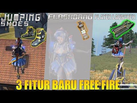 Xxx Mp4 3 FITUR BARU FREE FIRE FLASHBANG PLAYER LAUNCHER JUMPING SHOES JADI MAKIN SERU MAINNYA 3gp Sex