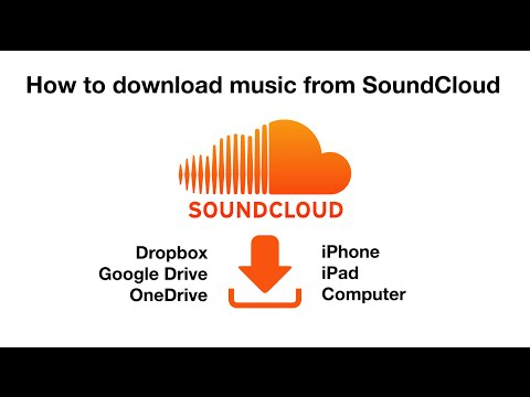 How to download SoundCloud music for offline playback