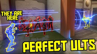 THE POWER OF PERFECT ULTIMATES #7 - 200 IQ Tricks & Combos - VALORANT