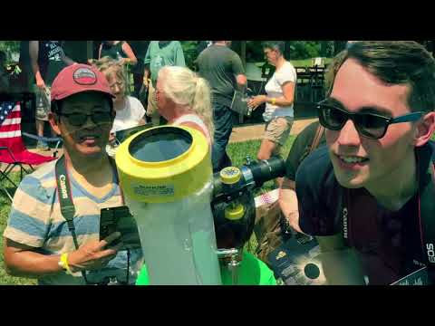 Solar Eclipse 2017 Public Outreach KY