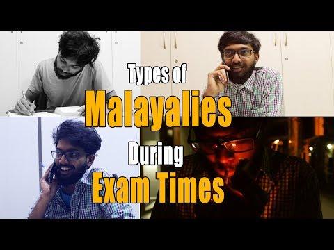 Types Of Malayalies On Exam Time   One Minute Video   Oneindia Malayalam