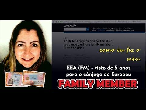 FAMILY MEMBER UK - (WORKER) Como eu fiz o meu!