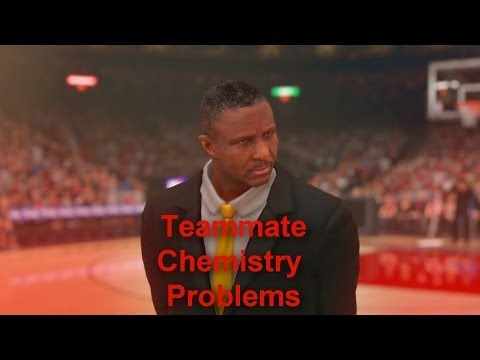 NBA 2K14 Next Gen MyGM Mode- Ep.8: Teammate Chemistry Problems