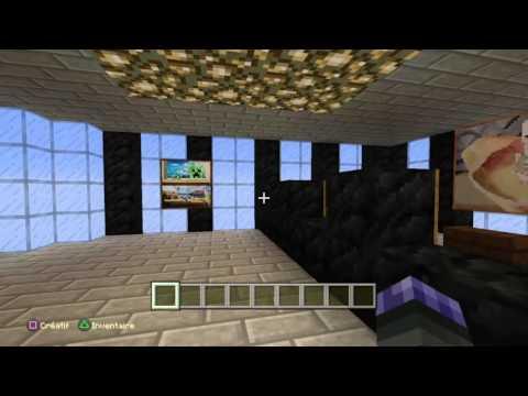 Presentation DU FIB  sur Minecraft?