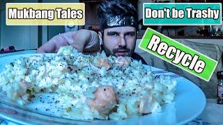 Download Mukbang Tales : Σολωμός Με Ρύζι Video