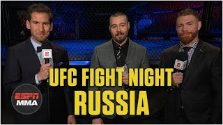 Recapping Alistar Overeem's win vs. Aleksei Oleinik at UFC Fight Night | ESPN MMA