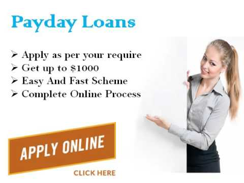 Payday Loans- Accomplish Any Financial Hardship Before Next payday in Hassle Manner!