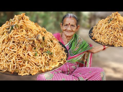 Egg Noodles Recipe by My Grandmother || Myna Street Food