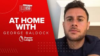 """It's great to be back training"" 