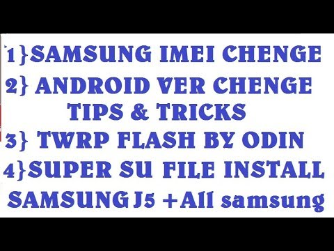 how to/repair imei/chenge imei/all/samsung/android mobile by/z3x box