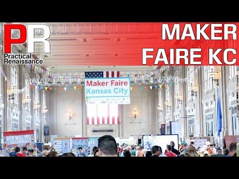 Maker Faire Kansas City 2016!