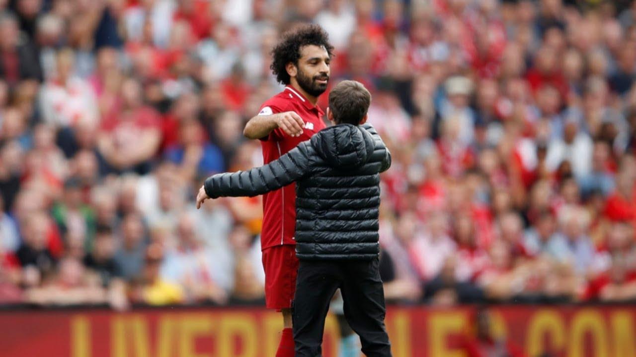 Mohamed Salah Respect Moments