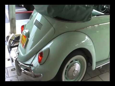 Show Quality Restored 1966 Beetle Convertible For Sale!
