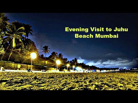 Juhu Beach Mumbai | Explore local street food : Mumbai beaches